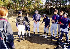 準硬式野球クラブ