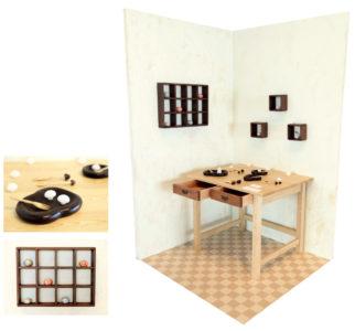 青砥 さつき ― 「35040h」木工 / 家具・雑貨