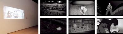貝沼 祐 ― 「忠五郎のはなし」映像 / アニメーション